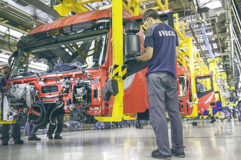 Premio a la planta de Iveco en Madrid por su «Excelencia Ecológica»