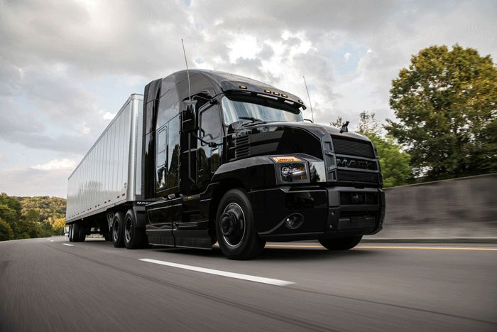Mack Black Anthem, edición Limitada