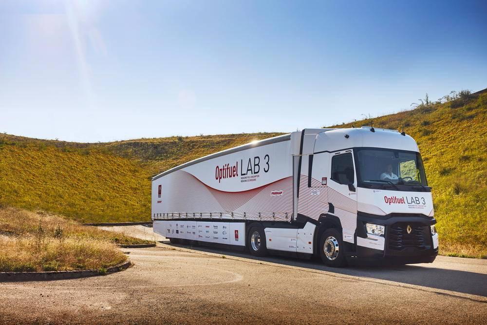 Renault Trucks Optifuel Lab 3