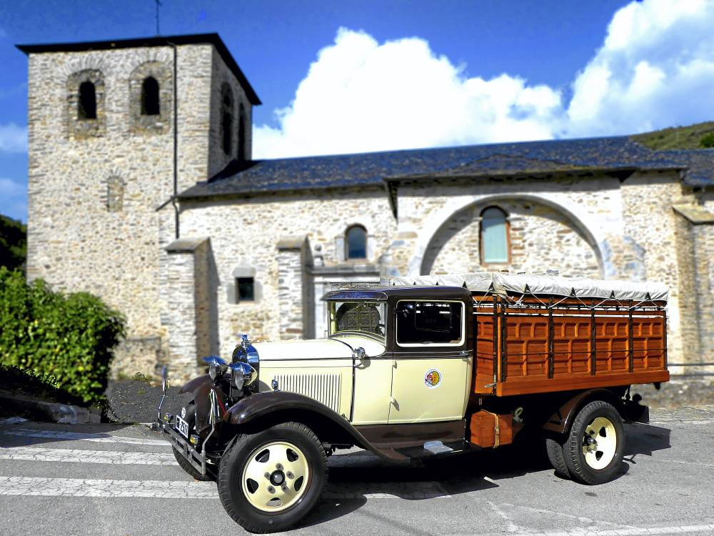 Ford AA de José María Martínez