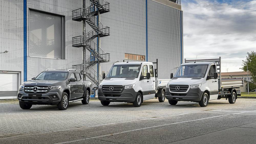 Carrozados Mercedes-Benz Sprinter