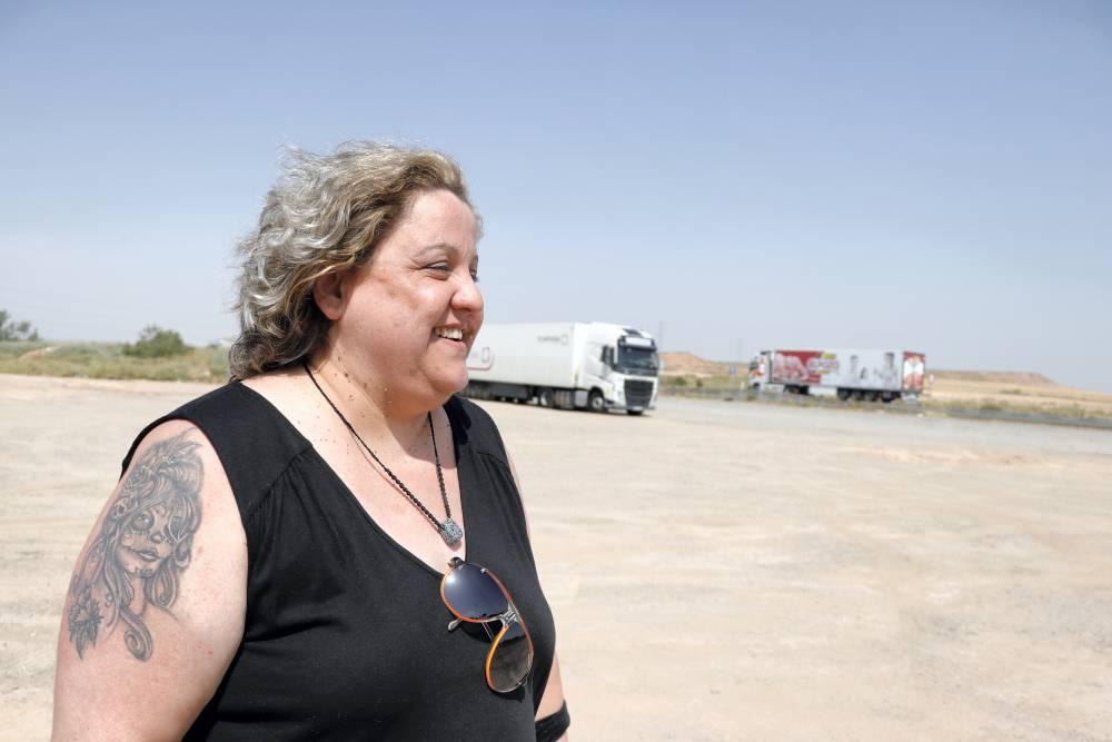 Camionera Rosa Fuentes