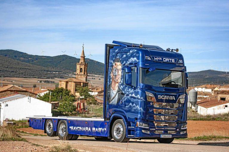 Scania Terminator Óscar Orte