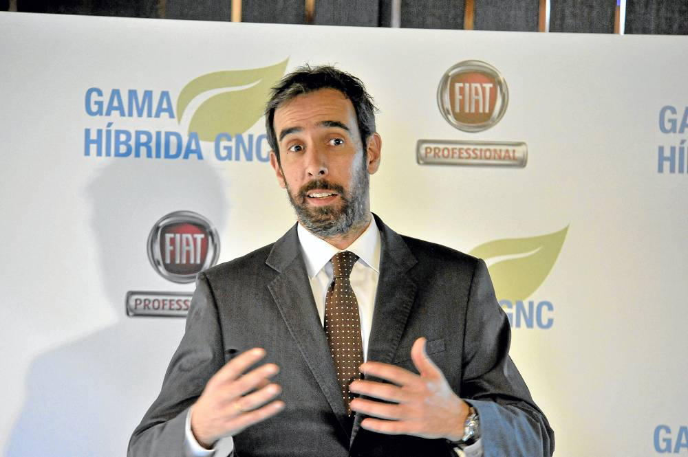 Gama GNC de Fiat Professional