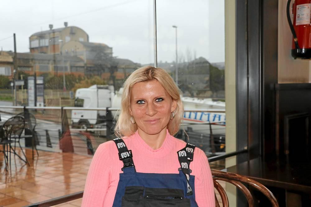 Camionera Linda Jaschkeova'