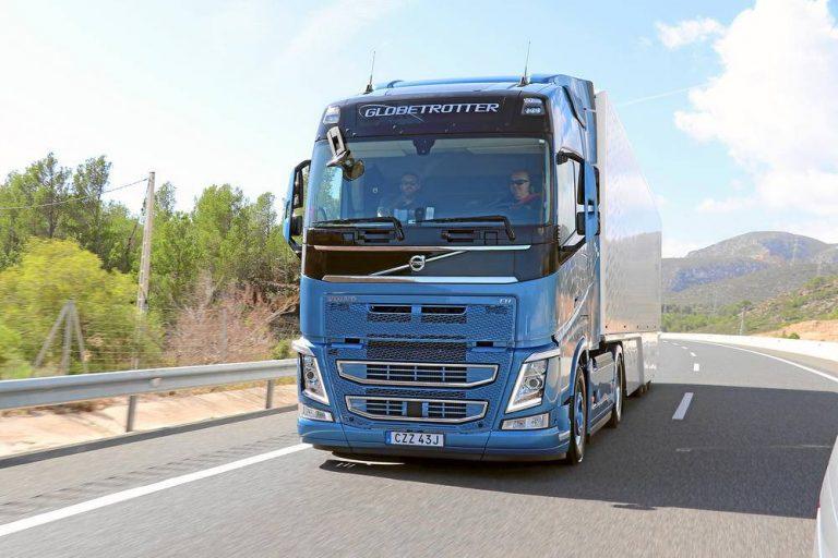Volvo FH 460 I-Save, un paso adelante en la reducción de consumo