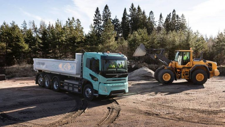 Volvo Trucks electric concept