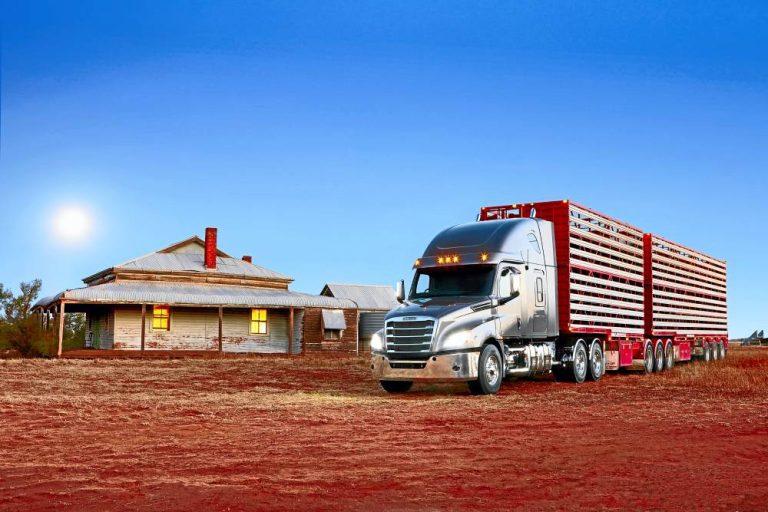 El Freightliner Cascadia de Daimler Trucks llega a Australia