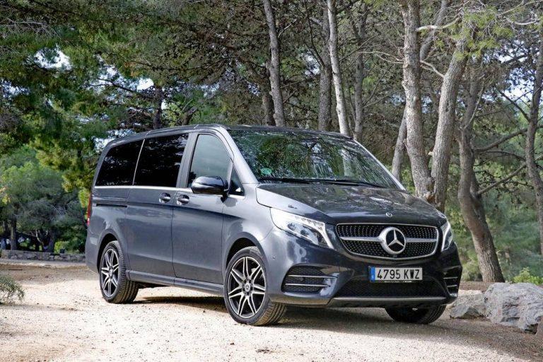 Mercedes-Benz Clase V 300d 4Matic