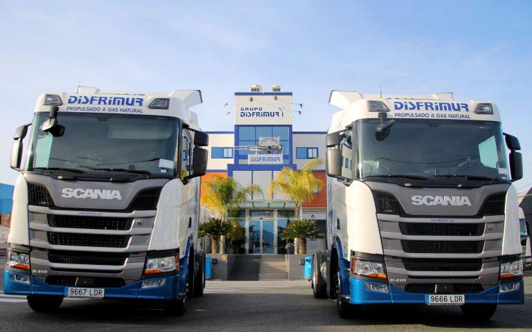 Disfrimur apuesta por el GNL de la mano de Scania