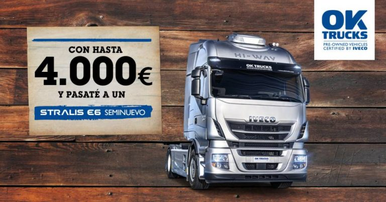 Iveco Wanted Stralis