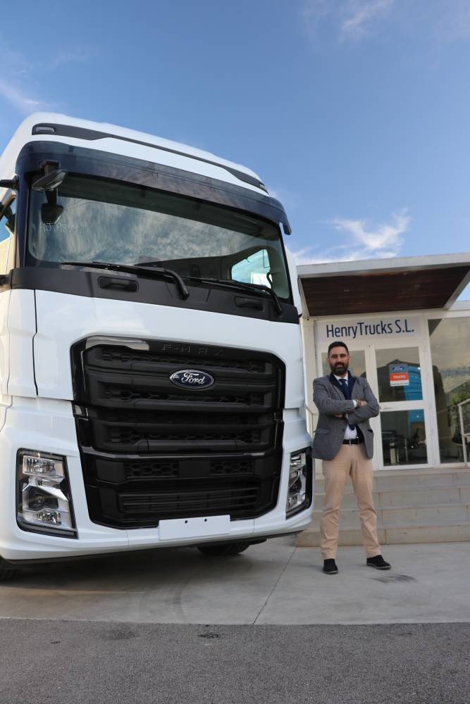 José Luis Quero Ford Trucks