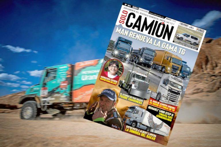 Venta Revista Solo Camión 361