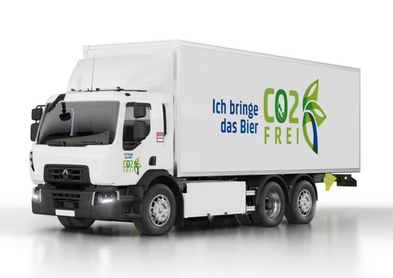 Renault Trucks D Wide Z.E. Carlsberg