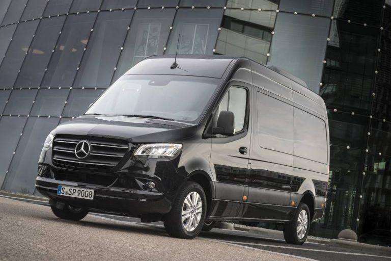 Mercedes-Benz Sprinter 25 aniversario