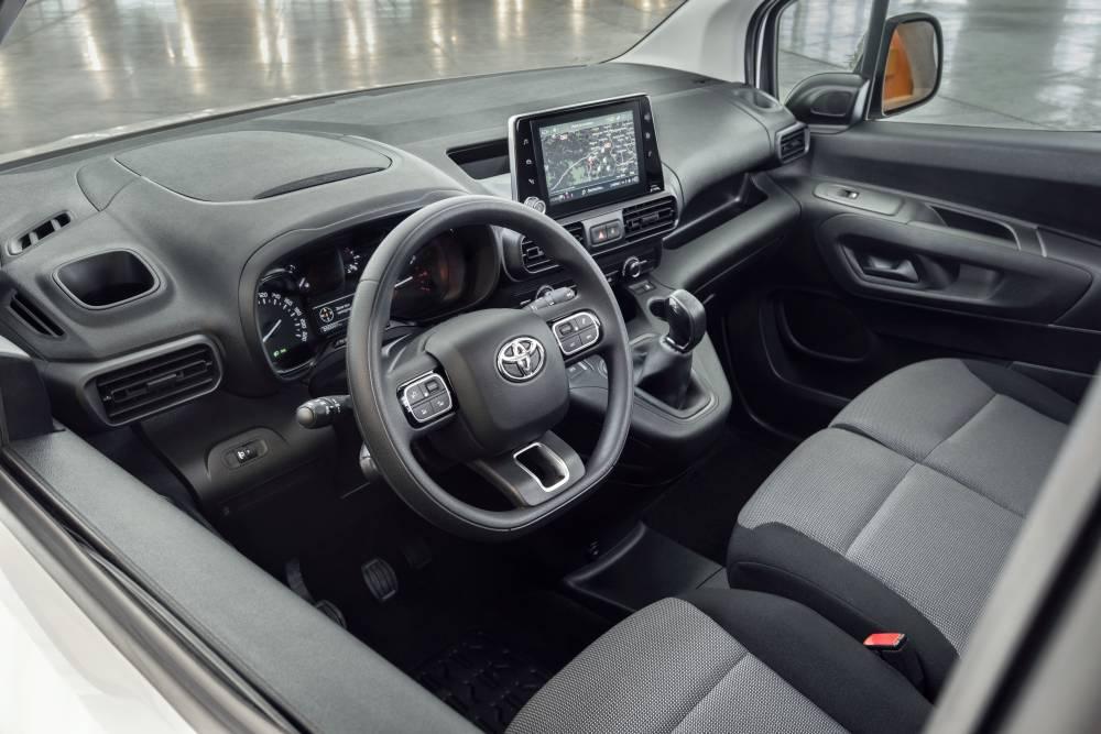Toyota Proace City Van