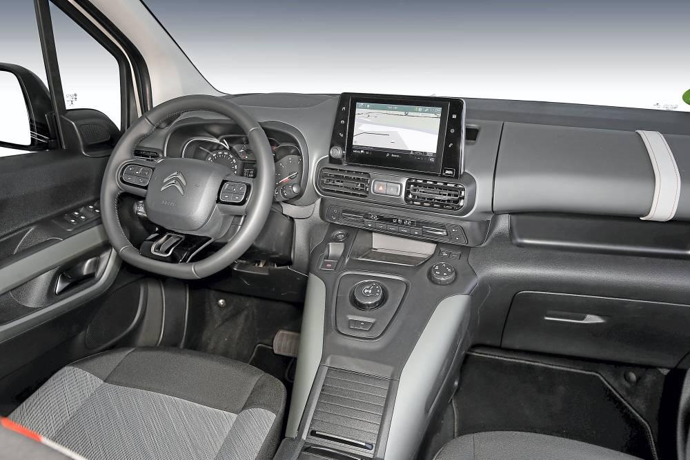 Citroën Berlingo PureTech EAT8