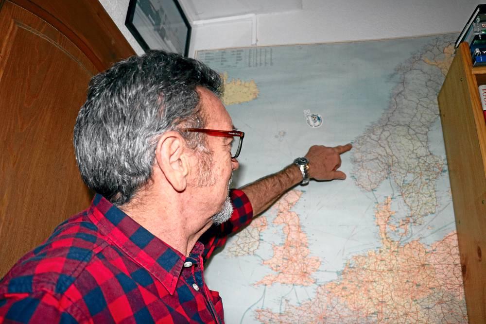 Profesión Manolo Llambrich