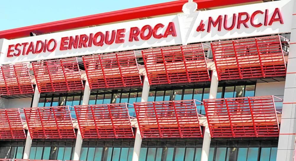 Estadio Enrique Roca Murcia