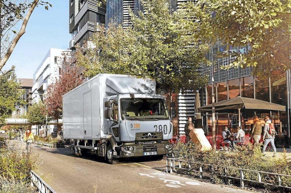 Renault Trucks T y D 2020