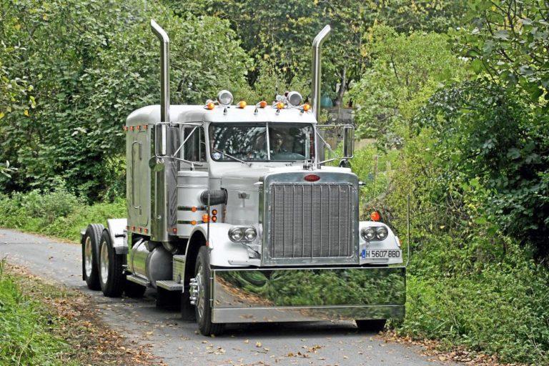 El Peterbilt 359 de Paco Salazar, fiebre por los camiones