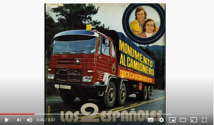 Momentos musicales dedicados a los camioneros