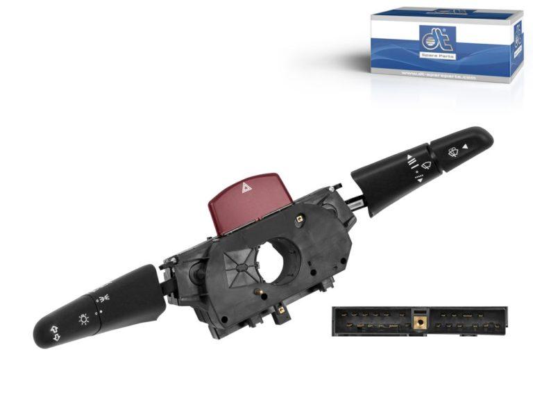 Diesel Technic presenta su conmutador de la columna de dirección