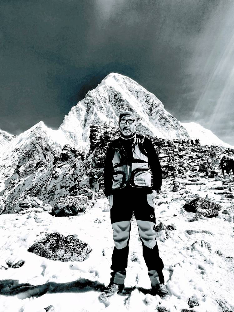 Manuel Quesada Everest