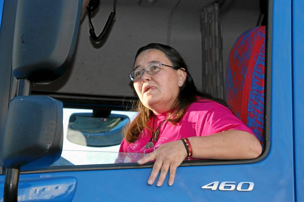 Camionera Teresa García