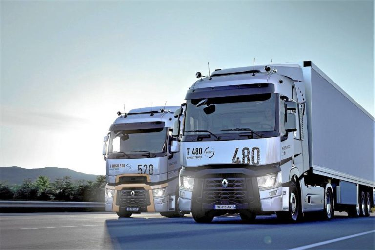 Renault Trucks resultados 2019