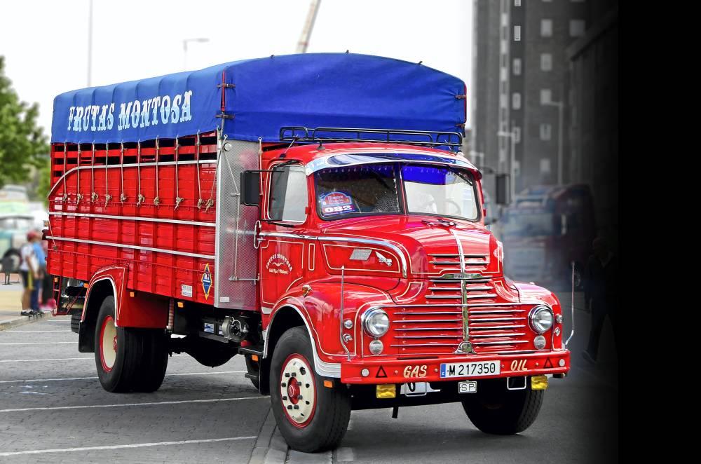 Leyland Comet Frutas Montosa