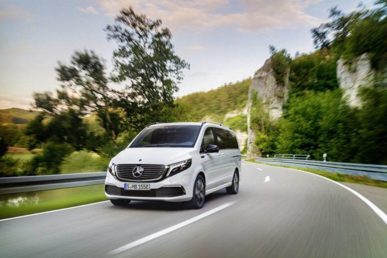 Mercedes-Benz inicia las ventas del EQV, el Clase V 100% eléctrico
