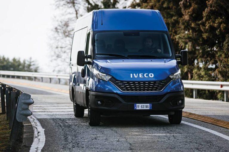 Puedes comprar tu Iveco Daily y empezar a pagarlo en 2021