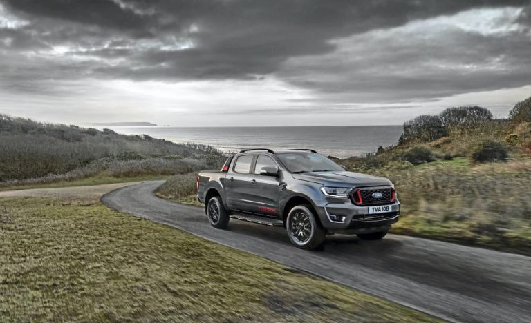 Ford Ranger Thunder, audaz y exclusivo