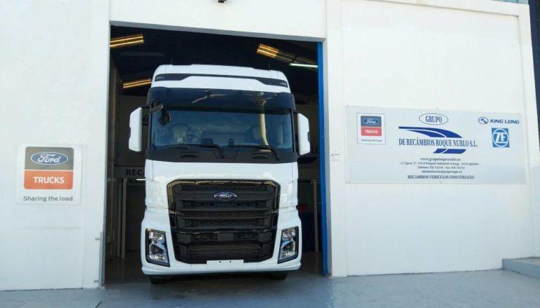 La expansión de Ford Trucks continúa en las Islas Canarias