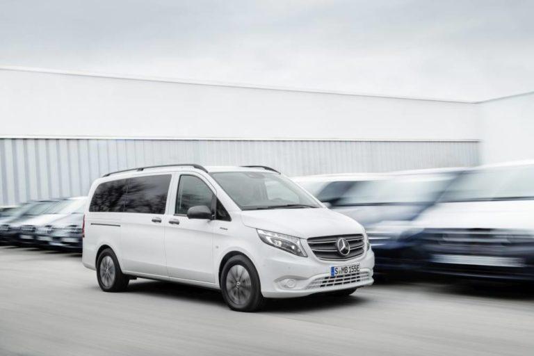 El eVito Tourer 2020 llega al mercado del transporte de personas