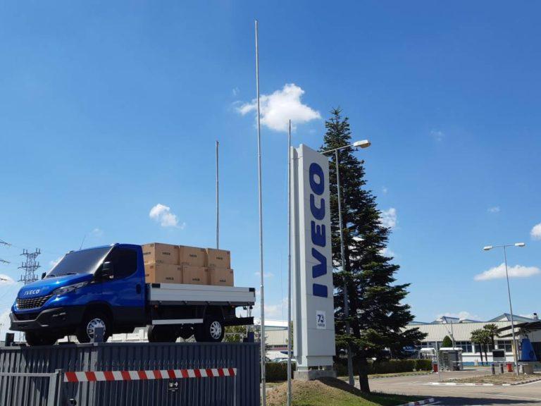 La planta Iveco en Valladolid reconocida con el premio Lean & Green 2020