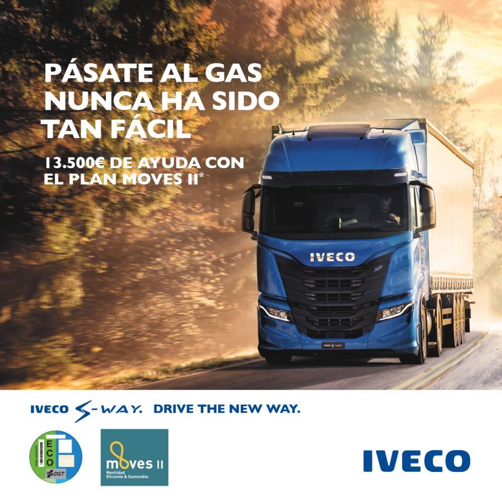 Iveco S-Way NP