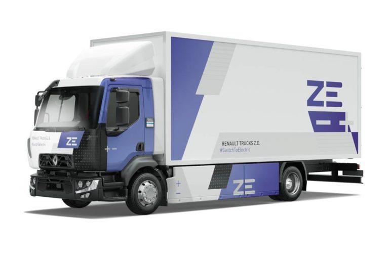 Renault Trucks D Z.E.