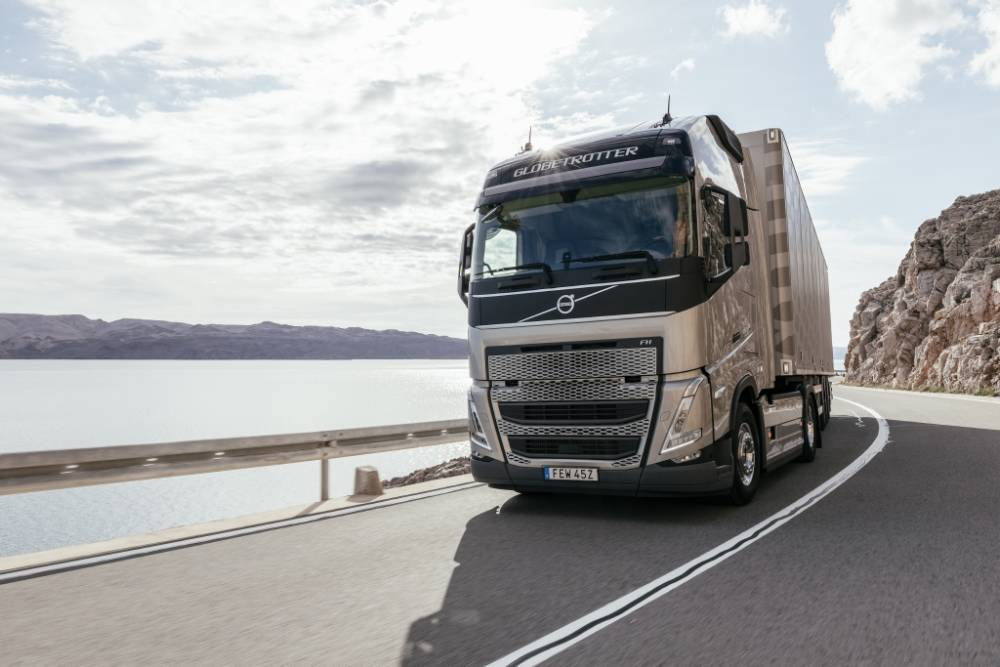 Volvo FH I-Save