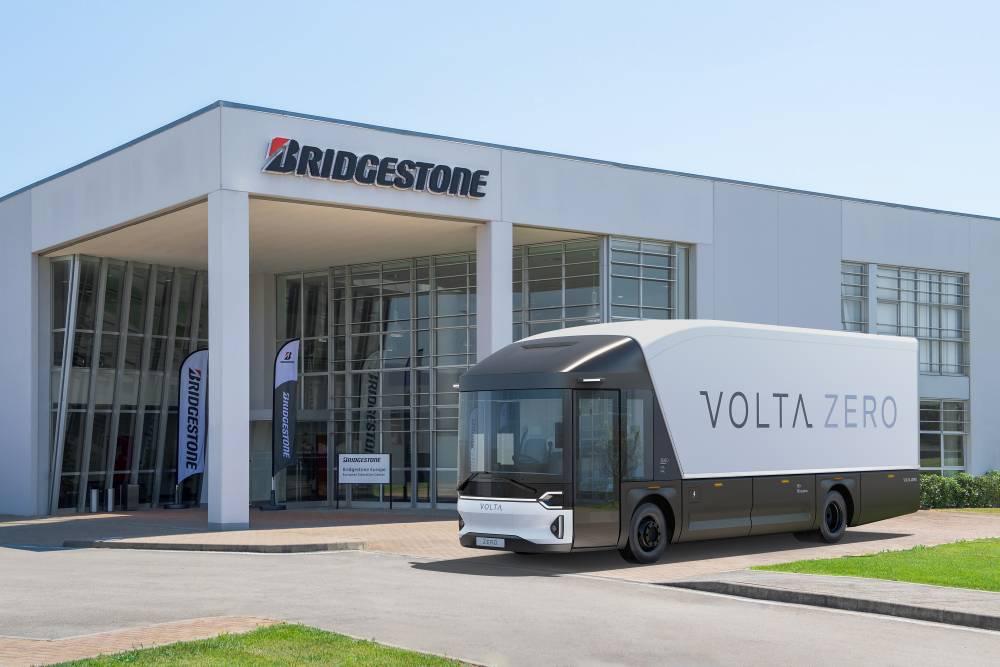 Volta Zero Bridgestone