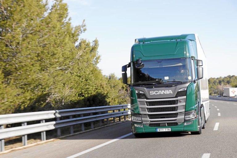 Scania R540; más potencia para el 13 litros, un nuevo impulso