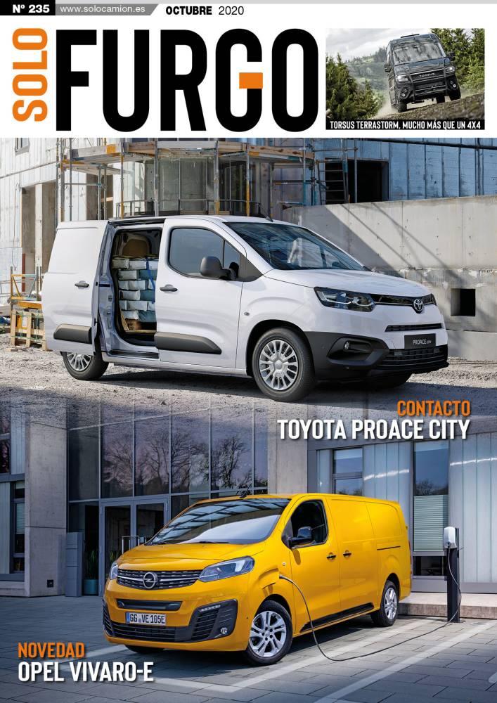 Revista Solo Furgo 235 octubre 2020