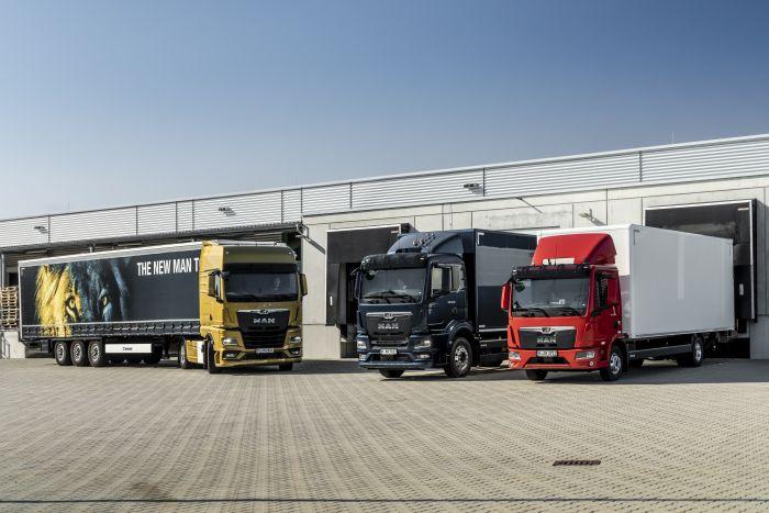 La nueva generación de camiones MAN ahorra hasta un 8,2% de combustible