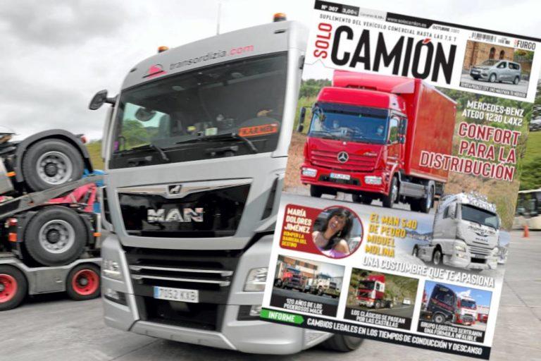 Venta revista Solo Camión 367