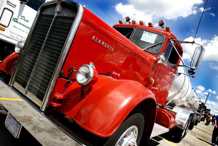 Iowa: Donde se cumplen los sueños camioneros