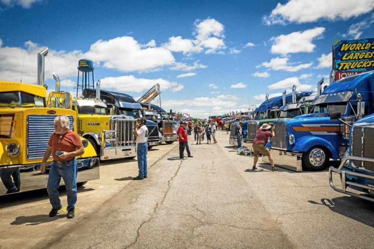 Huérfanos de festivales, el virus se ceba con las concentraciones camioneras
