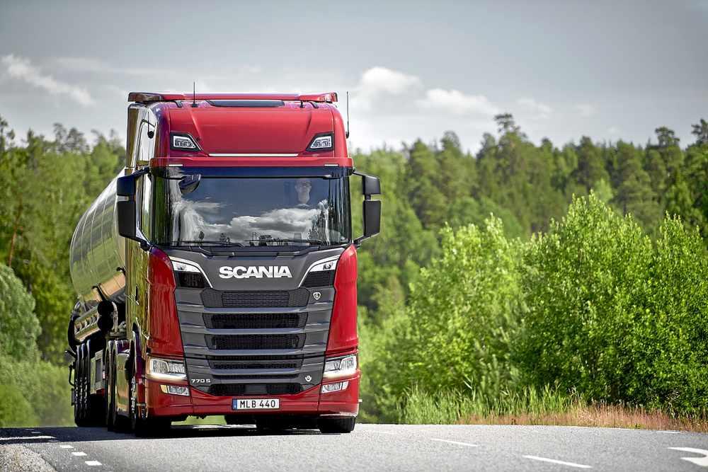 Scania V8 770 CV