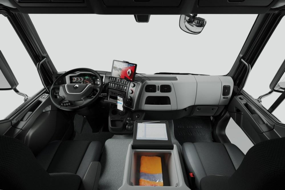 Renault Trucks D Wide 320 Camión Sostenible 2021