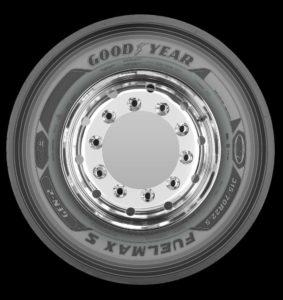 Goodyear Fuelmax Globaltruck
